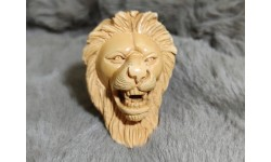 Lion in Dragon Claw  Pipe