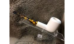 Block Meerschaum Liverpool Pipe